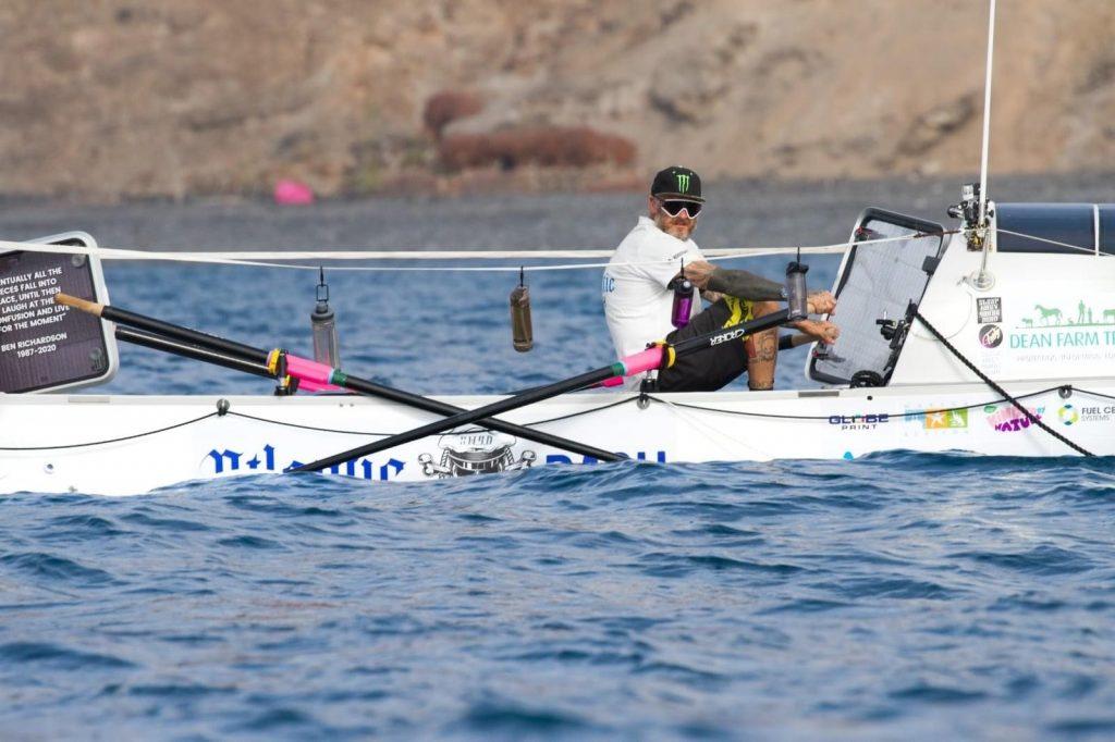 Drytac Polar Grip sets sail with Monkey Fist in Atlantic Dash extreme endurance challenge thanks to Globe Print